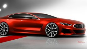 BMW Serie 8 Gran Coupe Sketches 2019 7