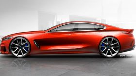 BMW Serie 8 Gran Coupe Sketches 2019 9