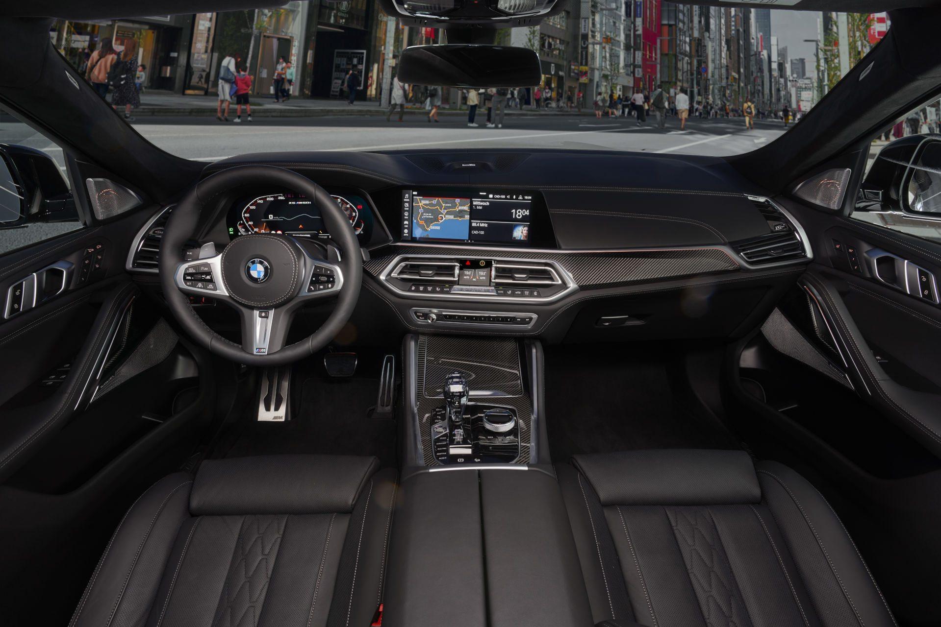 BMW X6 detalles 06