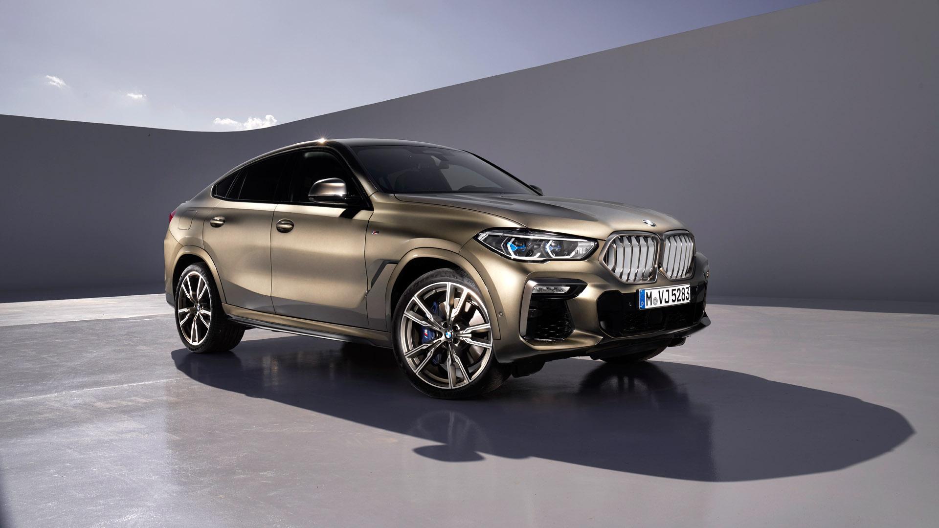 El nuevo BMW X6 se pone al día