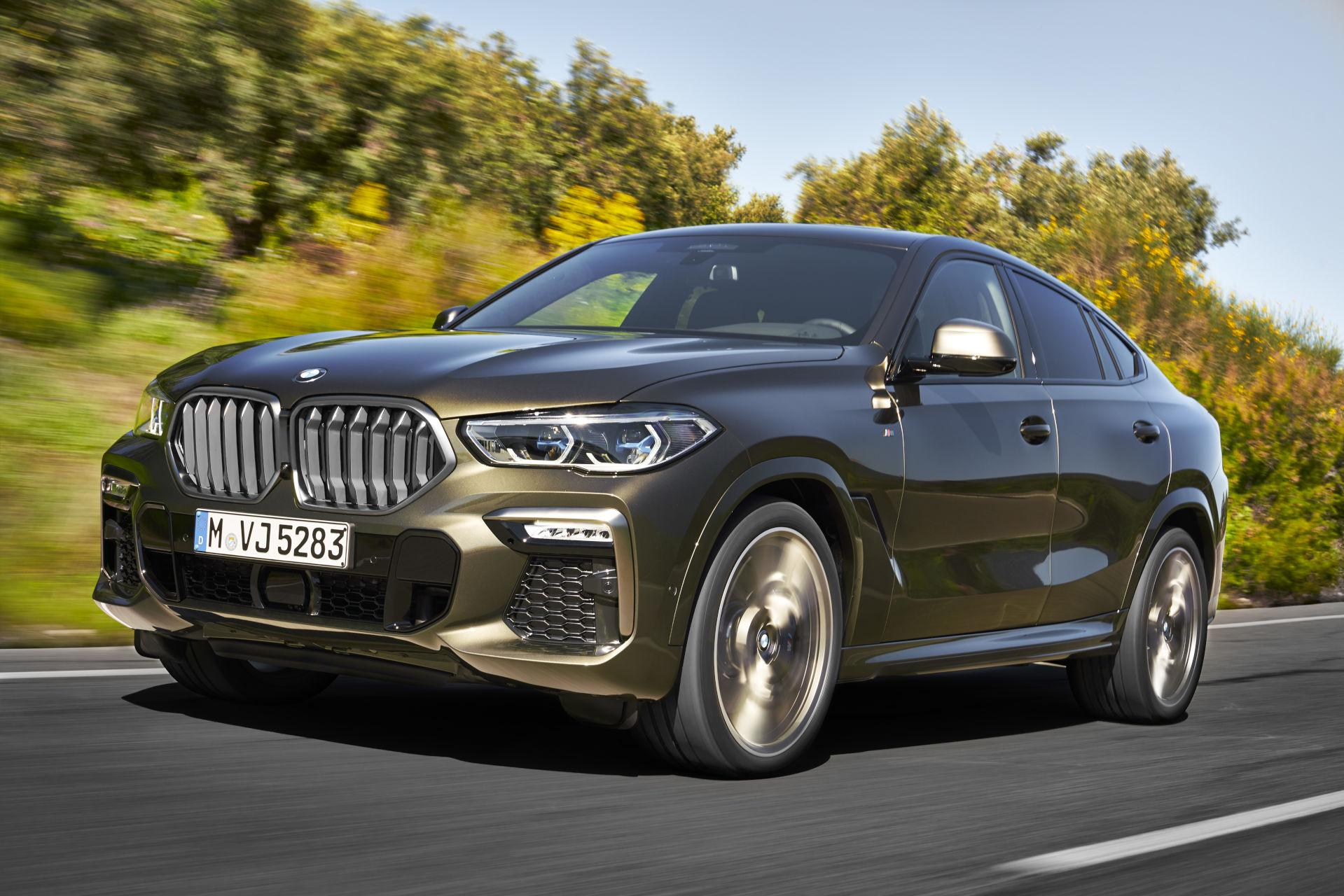 BMW X6 exteriores 13