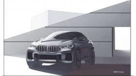 BMW X6 sketch 05