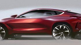BMW X6 sketch 11