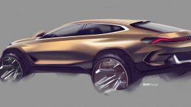 BMW X6 sketch 12
