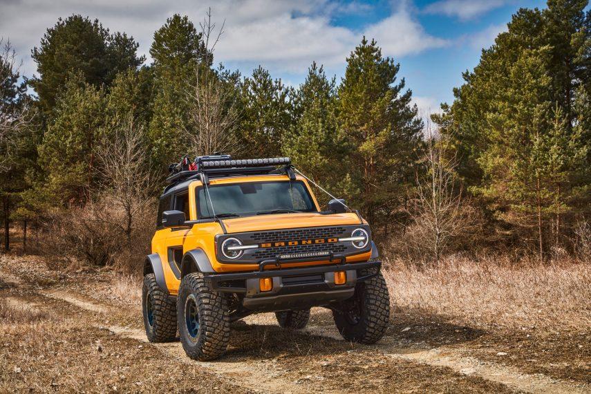 El Ford Bronco tendrá que esperar un poco más de lo planeado