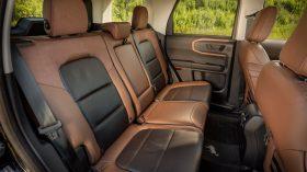 Bronco Sport interior 13