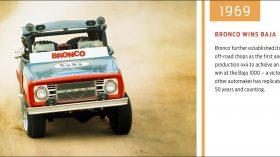 Bronco Timeline 5