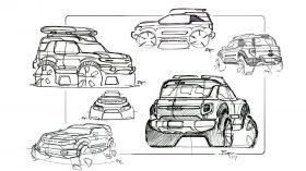 BroncoSport Sketch 1
