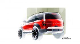 BroncoSport Sketch 4