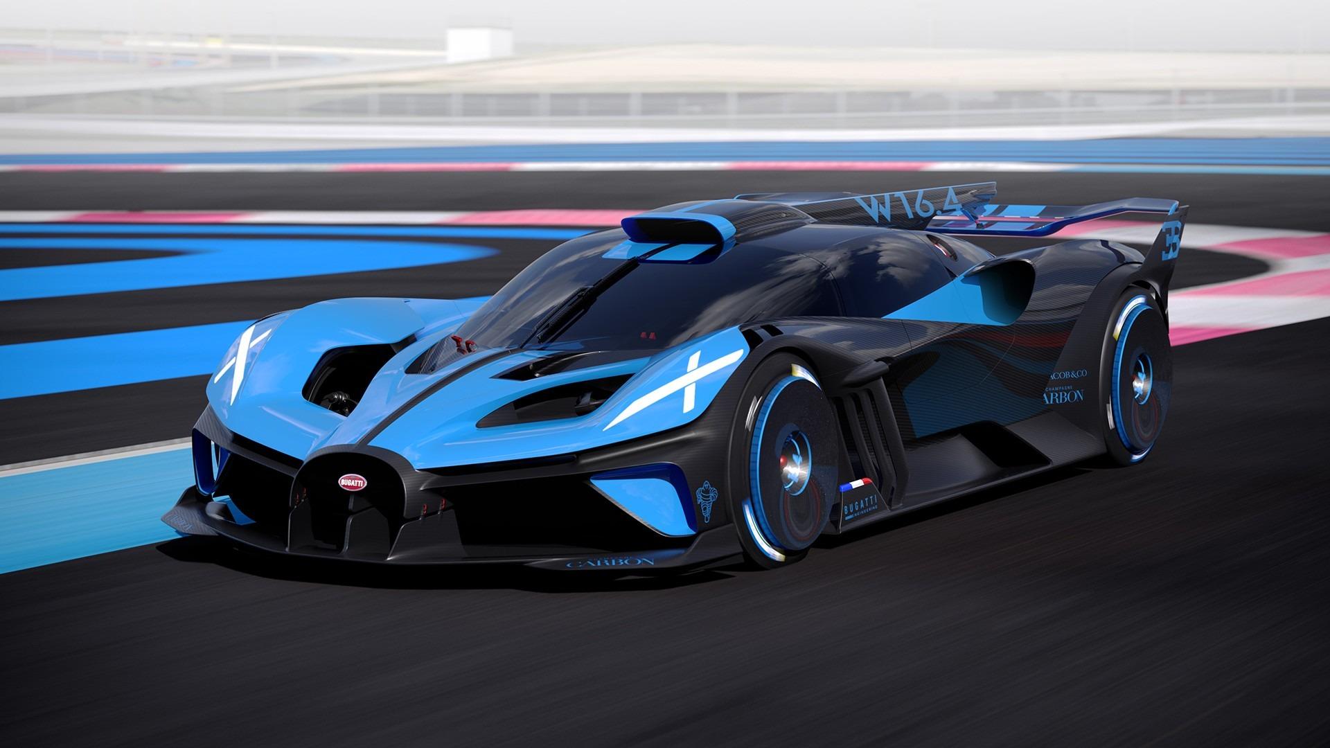¿Volkswagen venderá finalmente Bugatti a Rimac?