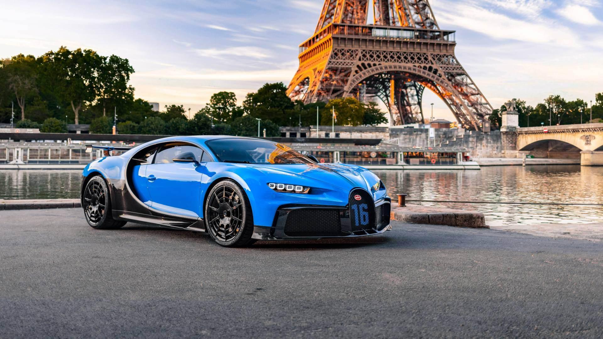 Conoce los secretos del Bugatti Chiron Pur Sport