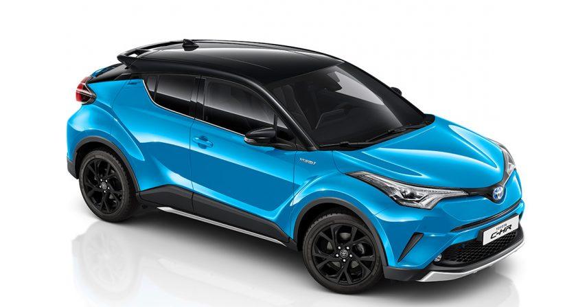 El curioso caso del Toyota C-HR (II)