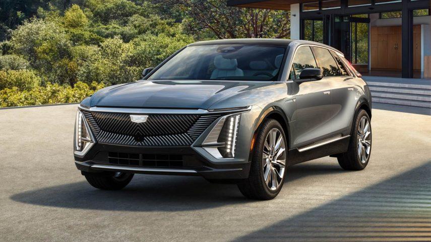 El Cadillac Lyriq de producción llegará a los concesionarios en 2022