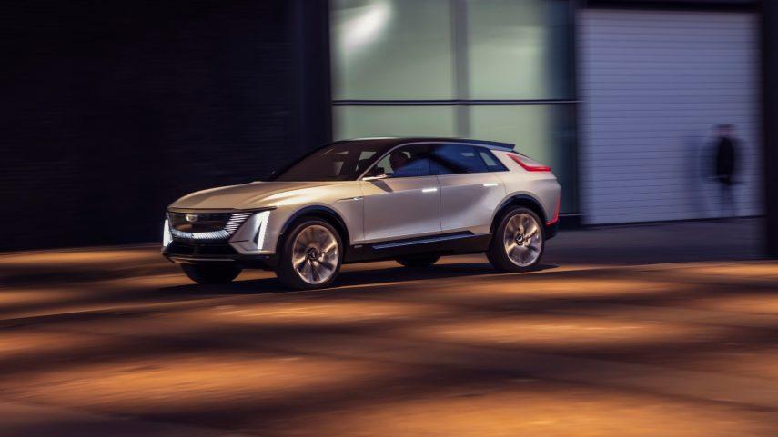 Cadillac LYRIQ, un SUV eléctrico con casi 500 kilómetros de autonomía y mucho lujo