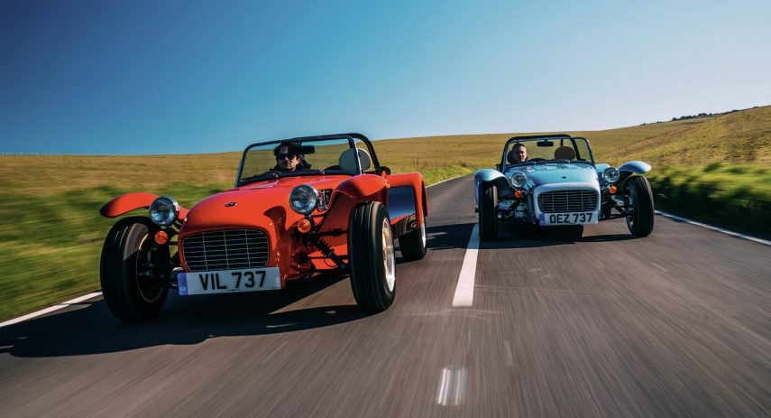 Caterham Super Seven 1600 1