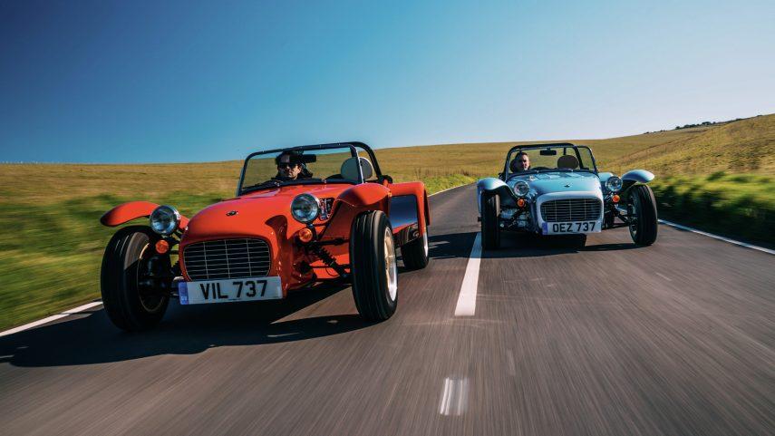 Caterham Cars tiene nuevo dueño
