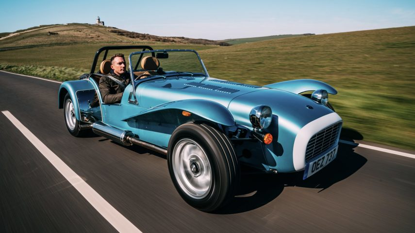 Caterham Super Seven 1600 2