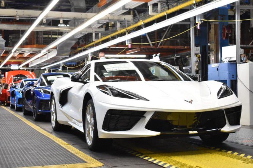 El Chevrolet Corvette 1.750.000 puede ser tuyo por 200 dólares
