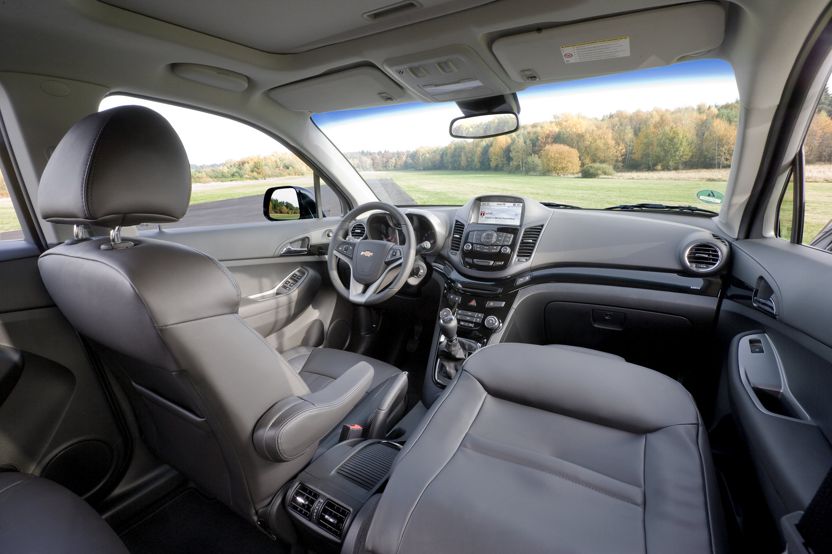 Chevrolet Orlando J309 6