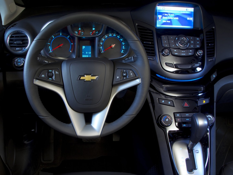 Chevrolet Orlando J309 7