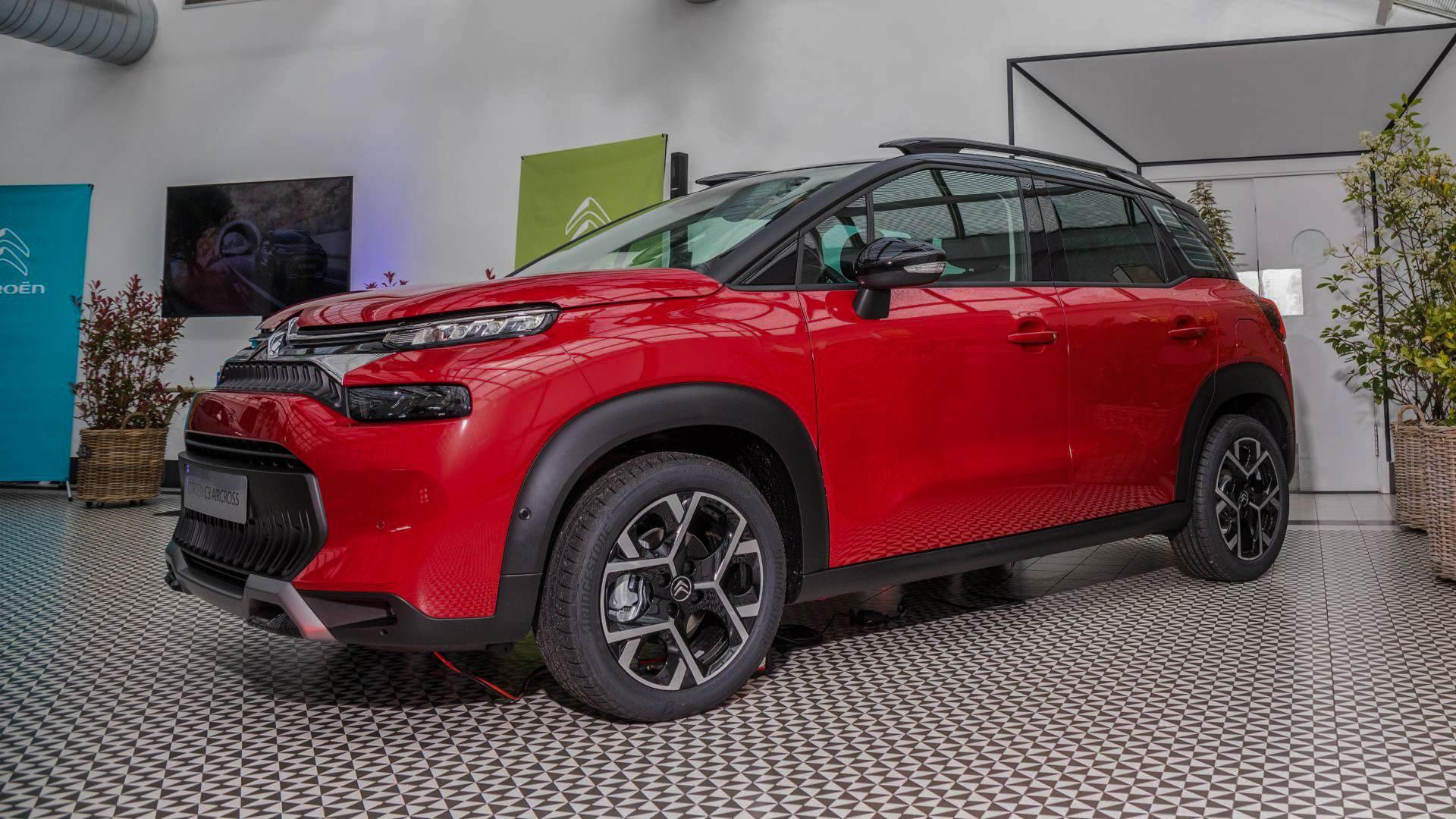 El nuevo Citroën C3 Aircross ya tiene precios