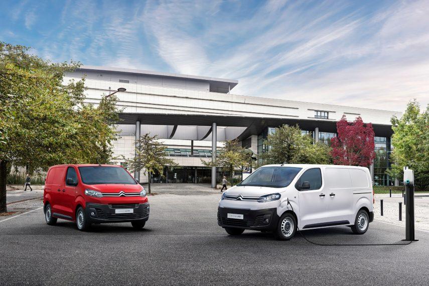 Ya se puede pedir la nueva Citroën ë-Jumpy, pero en Francia