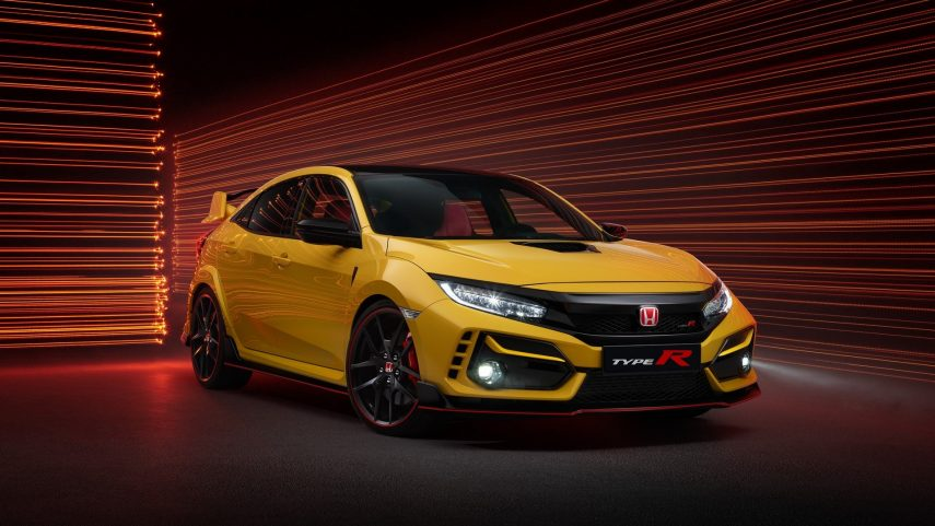 Civic Type R Limited Edition 2020 (3)