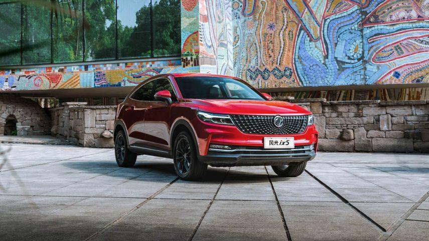 DFSK iX5, un nuevo SUV chino a la venta en España