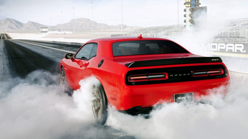 """El motor V8 """"Hellcat"""" de Dodge afronta sus últimos coletazos"""