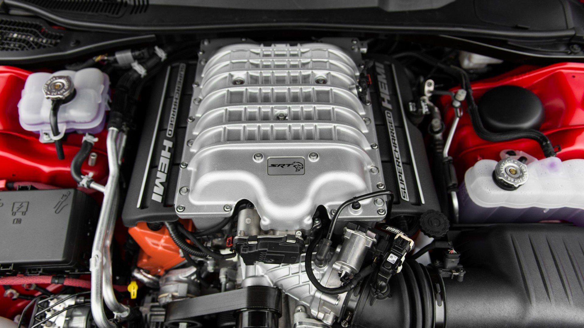Dodge Motor V8 Hellcat (1)