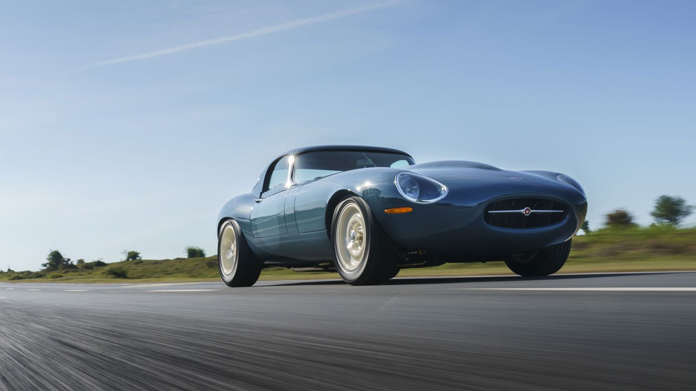 Eagle Lightweight GT, el restomod perfecto del Jaguar E-Type