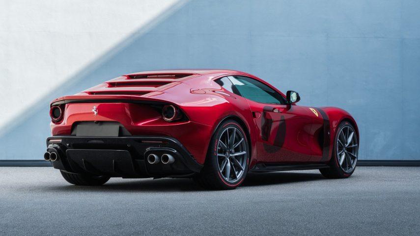 El Ferrari Omologata es la última creación salida de Maranello