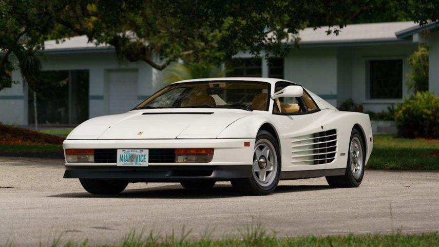 Coche del día: Ferrari Testarossa