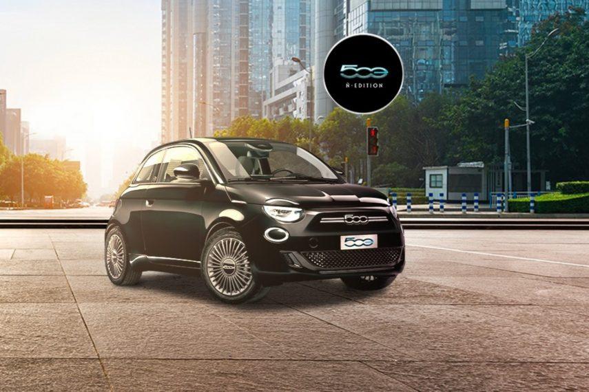 Llega el nuevo Fiat 500e Ñ-edition, exclusivo para España