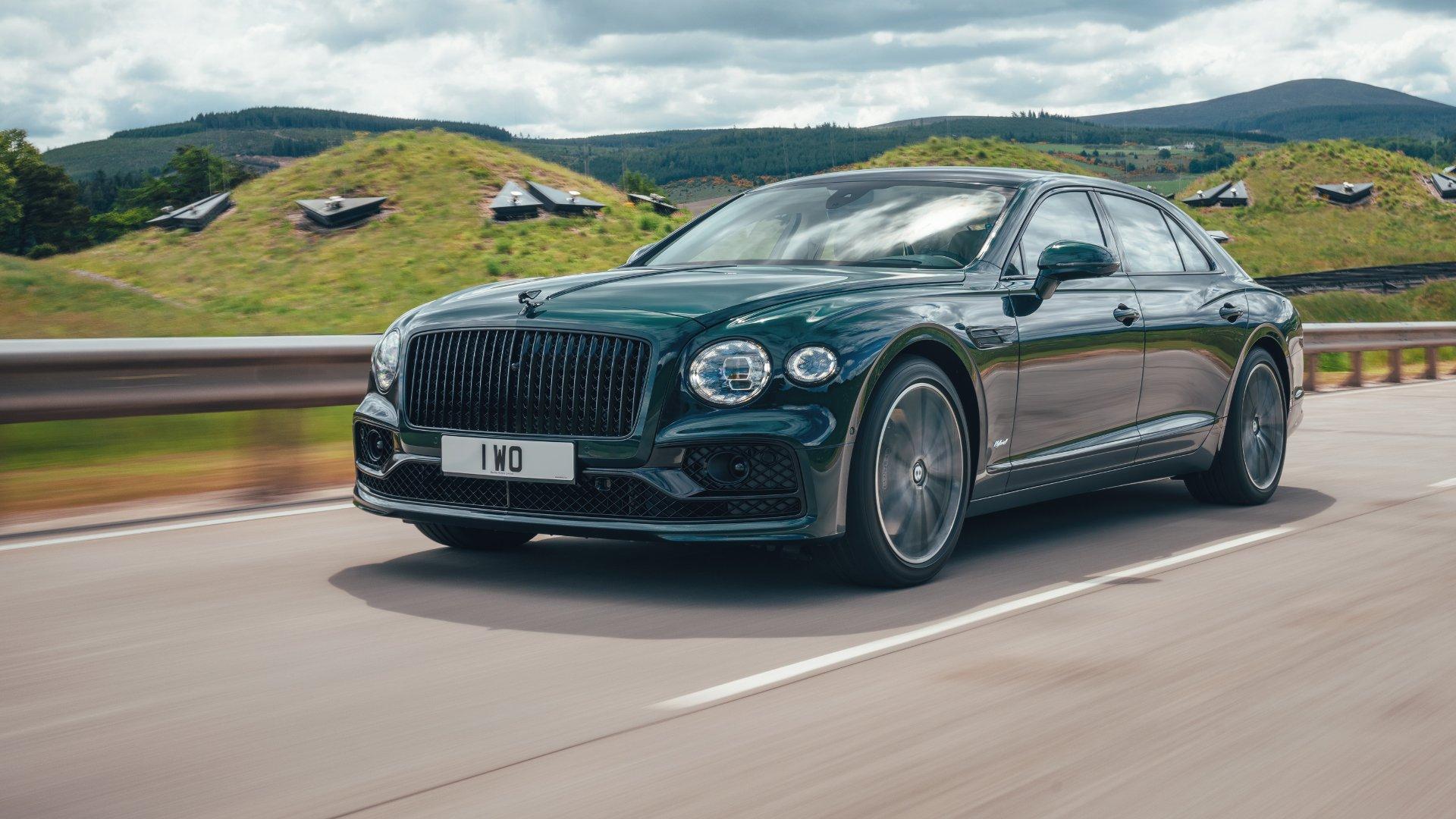 El Bentley Flying Spur se pasa a la hibridación enchufable