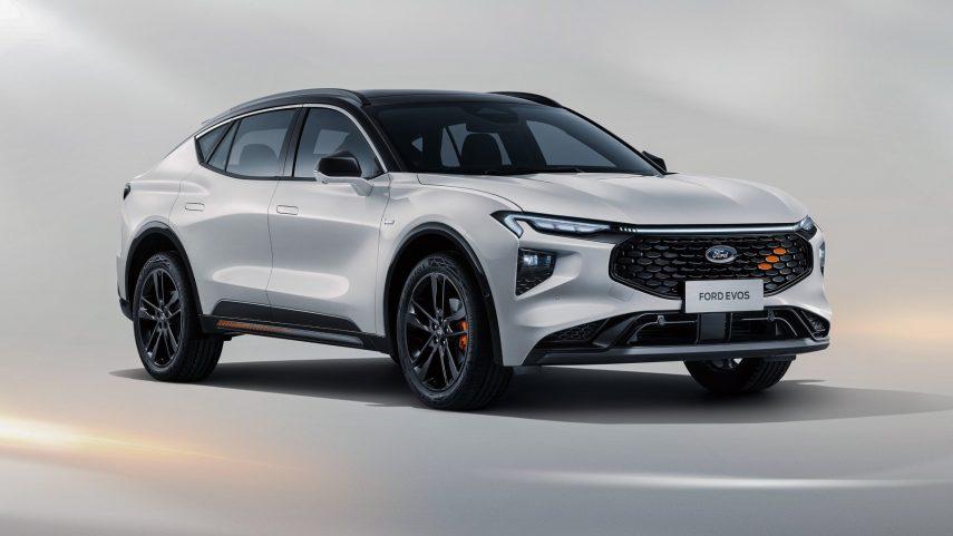 El Ford EVOS ya se ha dejado ver, aunque por el momento solo estará disponible en China