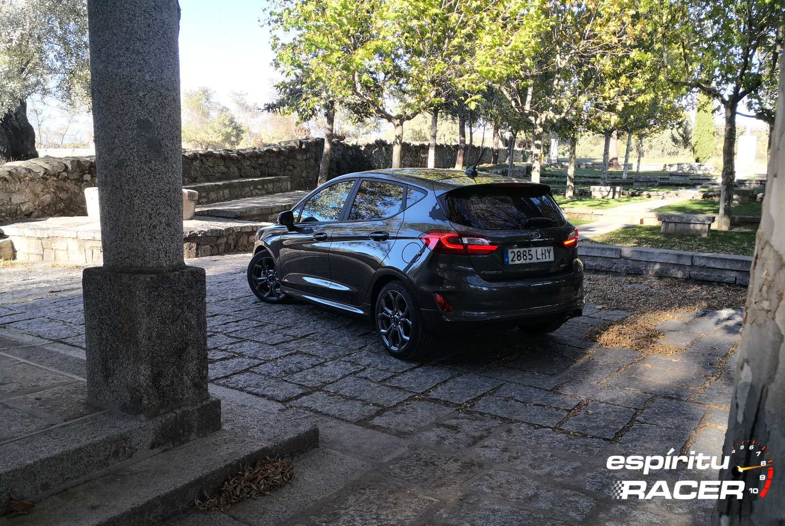 Ford Fiesta ST Line EcoBoost Hybrid 20
