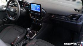 Ford Fiesta ST Line EcoBoost Hybrid 41