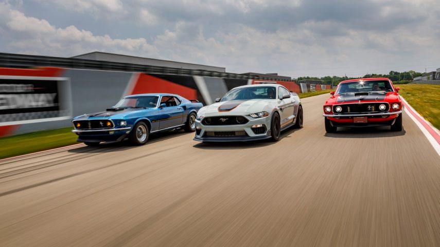 El Ford Mustang continúa siendo un éxito