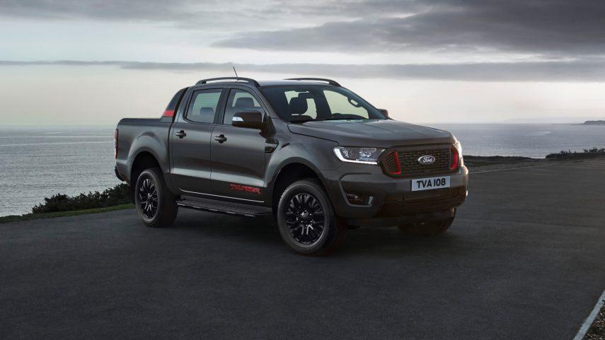 Ford Ranger Thunder, nueva edición limitada para Europa