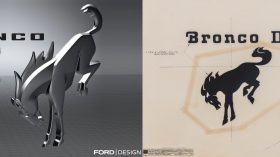 FordBronco Logo Comparison