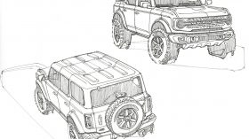 FordBronco Sketch 2