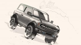 FordBronco Sketch 4