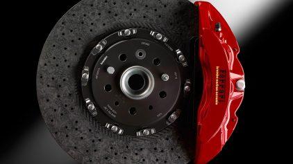 Frenos Ferrari Brembo Carbono