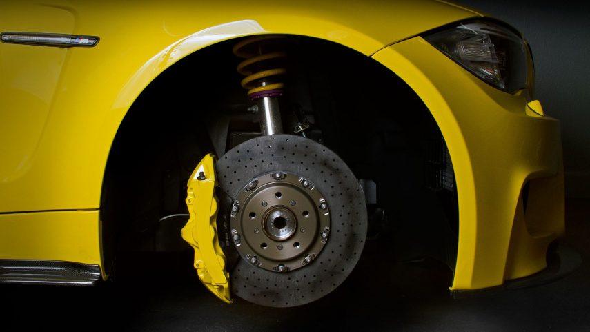 El sistema de frenos en el automóvil (II)