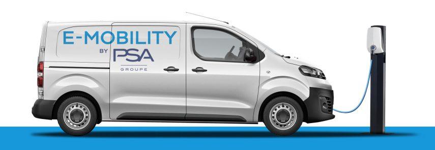 Peugeot Expert, Citroën Jumpy y Opel Vivaro ofrecerán versiones eléctricas