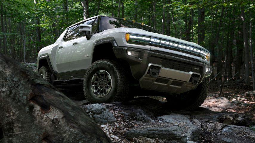 El nuevo Hummer EV es tan bestia como sus antepasados