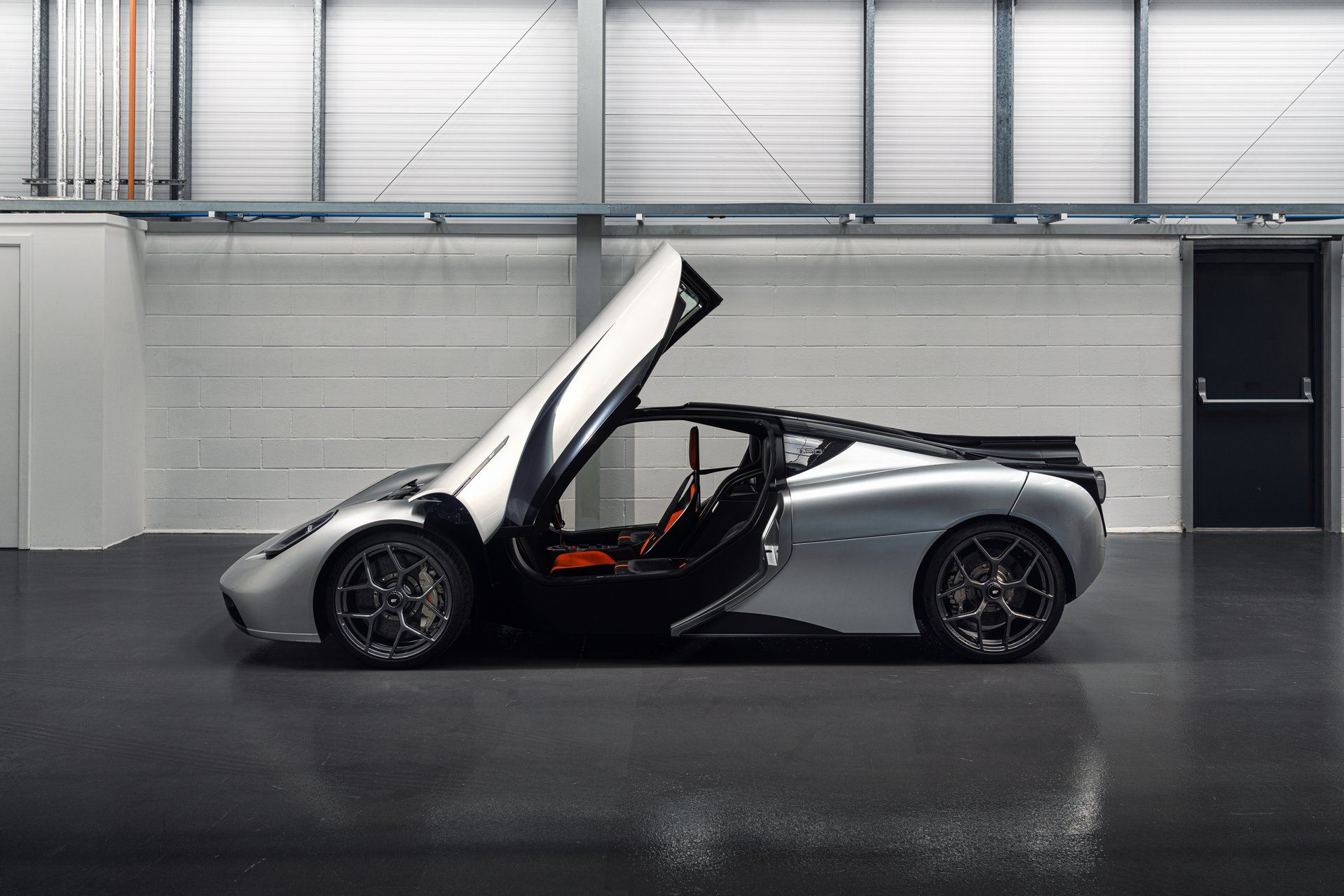 Gordon Murray Automotive T 50 2020 16