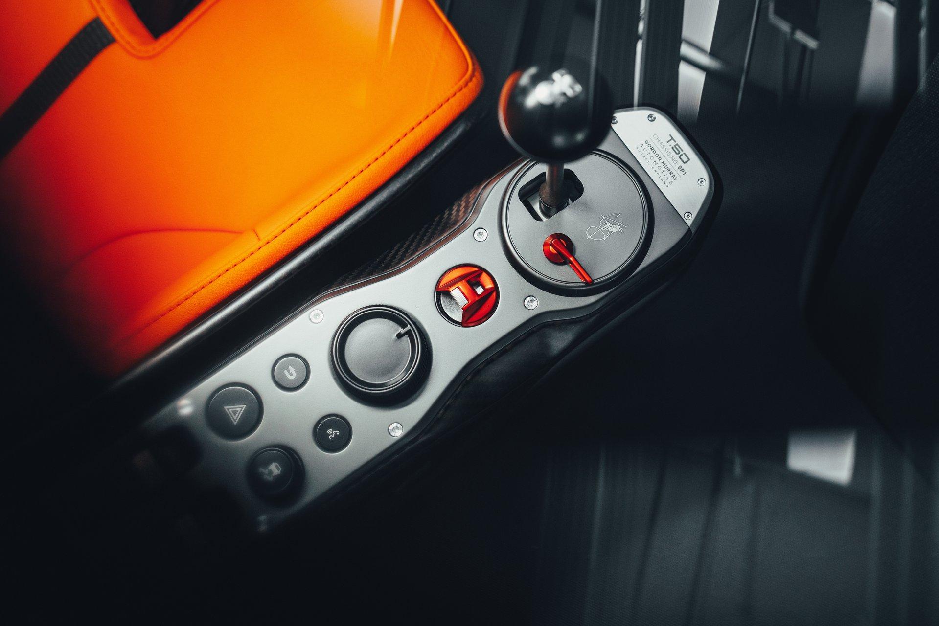 Gordon Murray Automotive T 50 2020 30