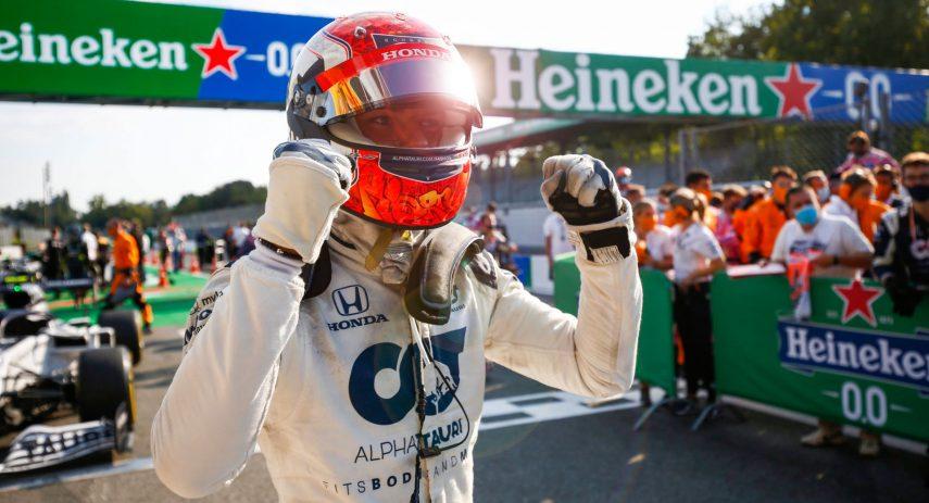 GP Italia 2020 4 Pierre Gasly